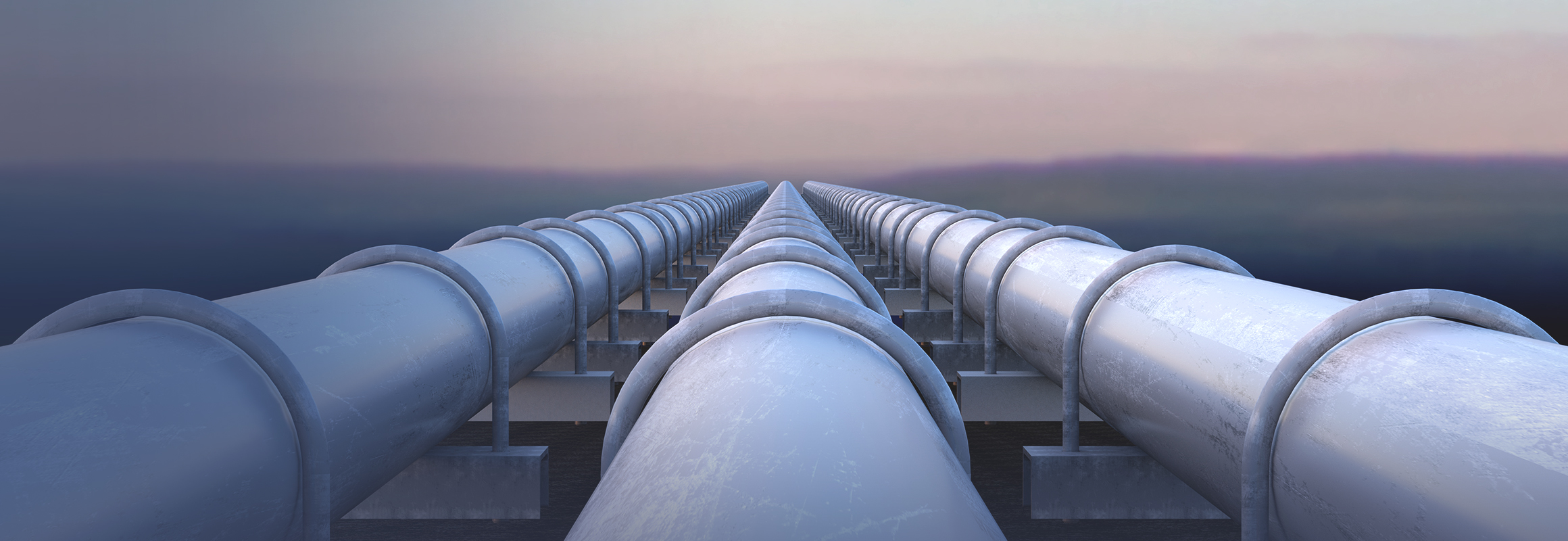 The Great Gas Reconfiguration: Pipe-dream or Reality?